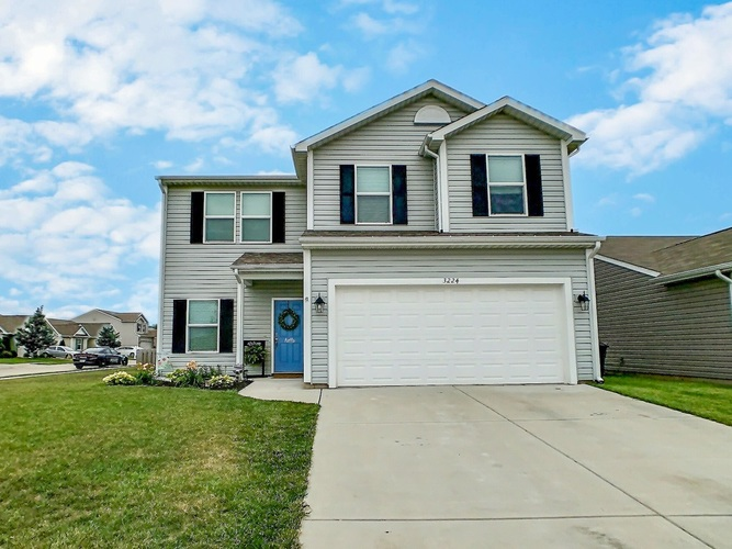 3224  Tanager Drive Lafayette, IN 47909-4406   MLS 202027895