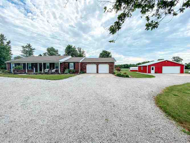 5023 S 900 West Road Tipton, IN 46072 | MLS 202027913