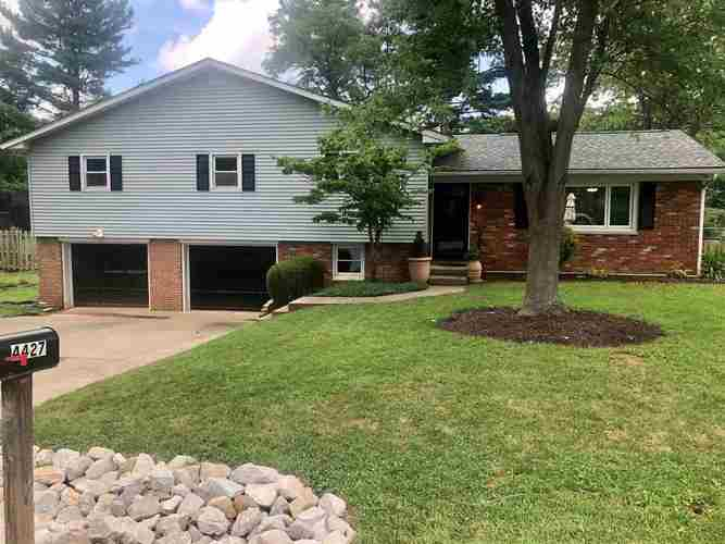 4427 E Kinser Drive Bloomington, IN 47408 | MLS 202028409