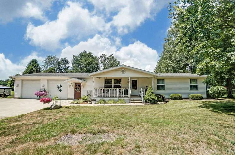 2082 S State Road 301  Bluffton, IN 46714-9315 | MLS 202028437