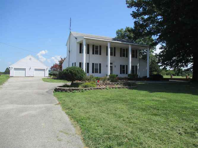 3476 W County Road 50N Common Rockport, IN 47635   MLS 202029017