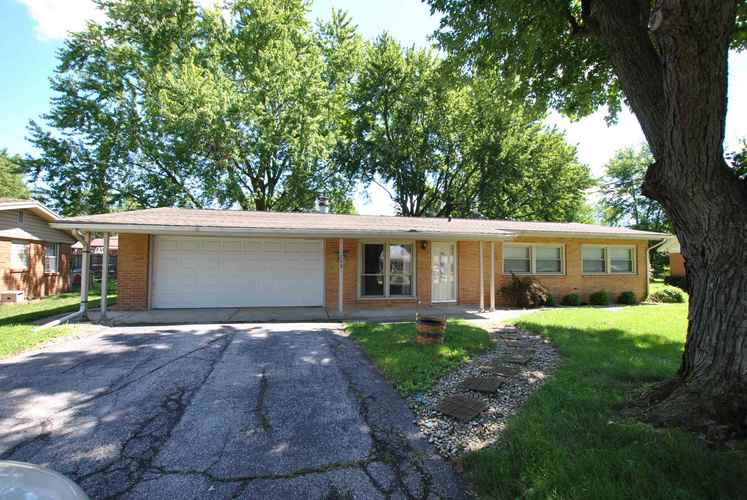 1228  MEADOWBROOK Drive Kokomo, IN 46902 | MLS 202029063