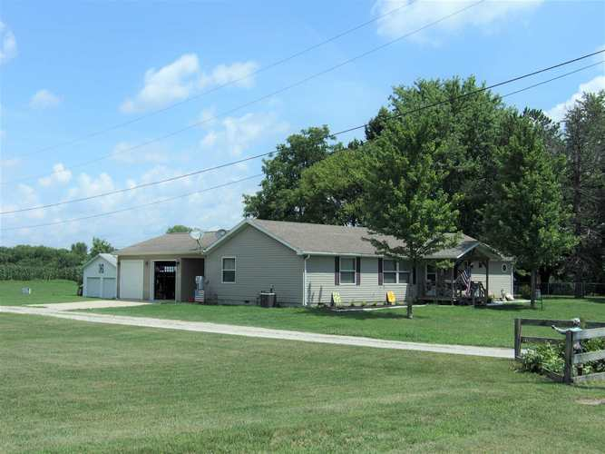 511 W Eastlawn Rd  Burnettsville, IN 47926 | MLS 202029181