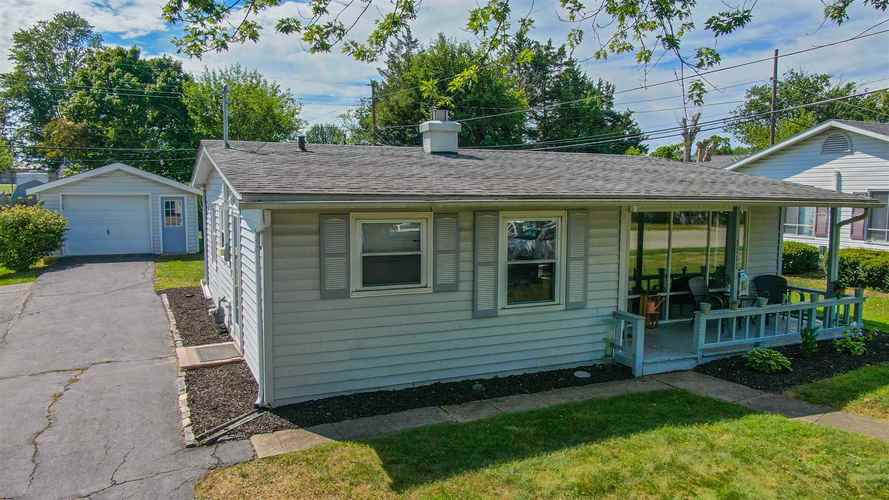 1111 N AUDOBON Drive Marion, IN 46952 | MLS 202029974
