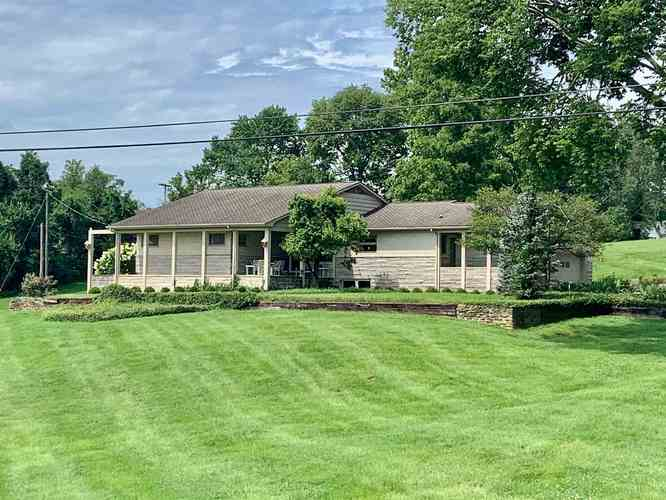 3417  Mitchell Road Bedford, IN 47421 | MLS 202030216