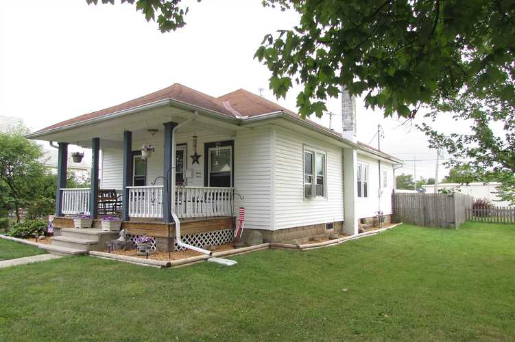 408  Wallace Avenue Columbia City, IN 46725 | MLS 202030385