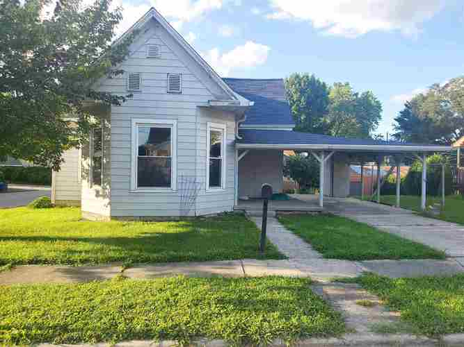 1717  12th Street Bedford, IN 47421 | MLS 202030415