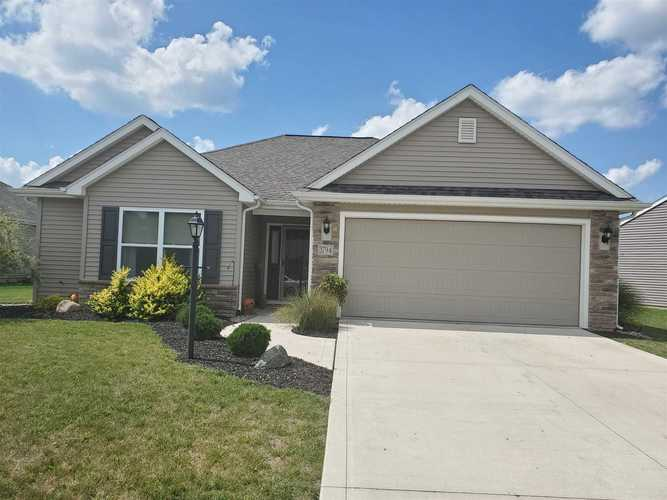 3794  Woodcliffe Drive New Haven, IN 46774-3238 | MLS 202030616