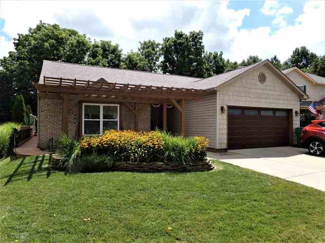 5773 W Tensleep Road Bloomington, IN 47403 | MLS 202030627