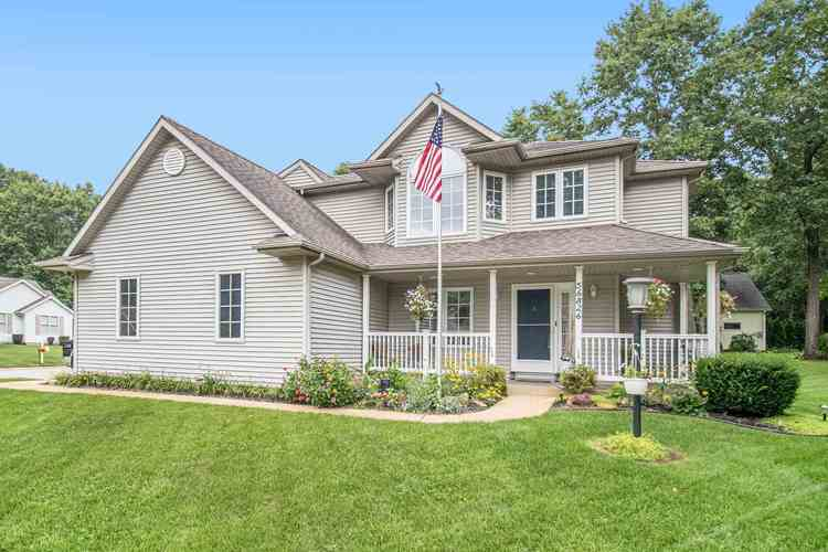 56826  Wild Heather Drive South Bend, IN 46619-9473 | MLS 202031556