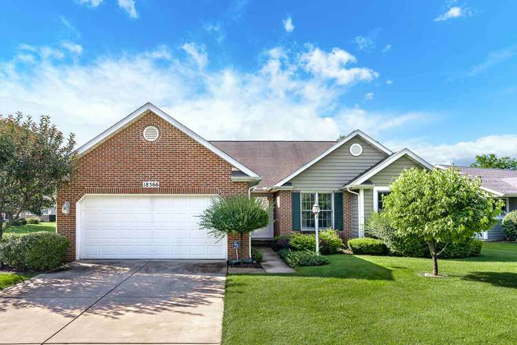 18566  Spring Beach Drive South Bend, IN 46637-4296 | MLS 202031701