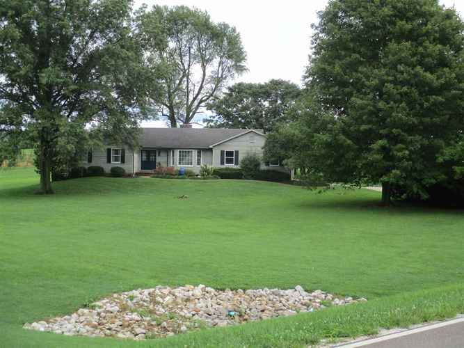 4934 W County Rd 200 S Road Rockport, IN 47635   MLS 202032426