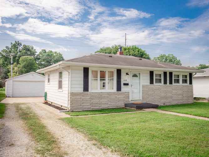 1116 E 2nd Street Mount Vernon, IN 47620 | MLS 202033518