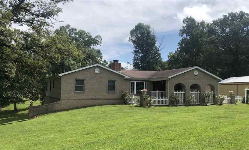 1924  Hollace Chastain Road Mitchell, IN 47446 | MLS 202034254