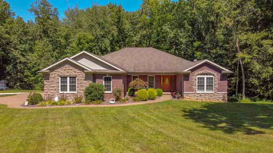4983 S Bohleber Road Evansville, IN 47712 | MLS 202035213