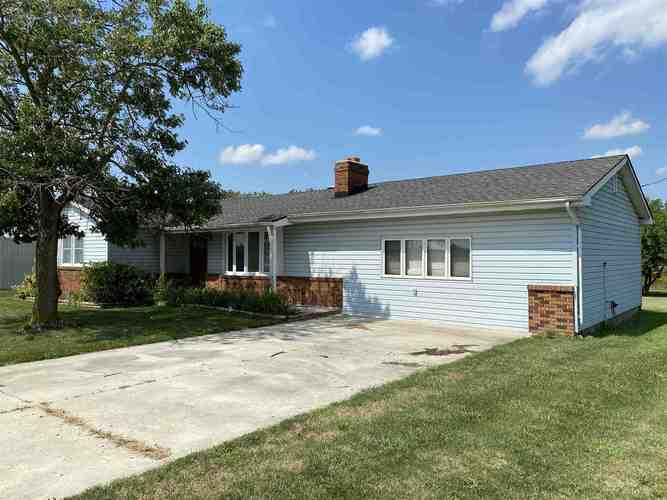 401 W 1125 S  Geneva, IN 46740 | MLS 202036219