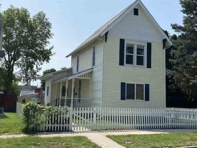 207 W Taylor Street Huntington, IN 46750 | MLS 202036422