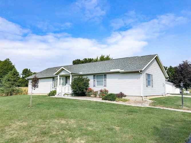 7319 E State Road 18 Road Montpelier, IN 47359 | MLS 202036943