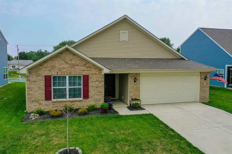 1726  SHADOWBROOK Drive Marion, IN 46952 | MLS 202037632
