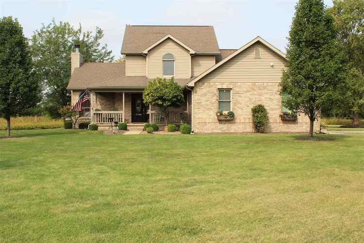 345 W 600 South  Chalmers, IN 47929 | MLS 202037766