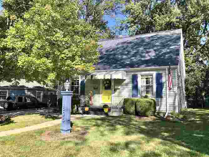 1806  Rumsey Avenue Fort Wayne, IN 46808-3045 | MLS 202038571