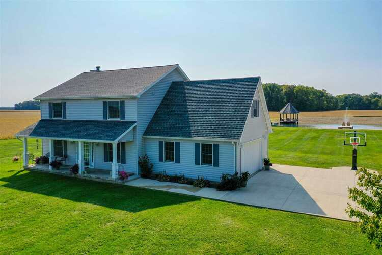 2341 W 350 NORTH  Marion, IN 46952 | MLS 202038773