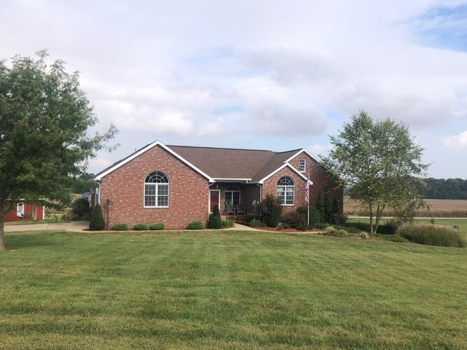 6182 W County Rd 55 S Road Rockport, IN 47635   MLS 202039091