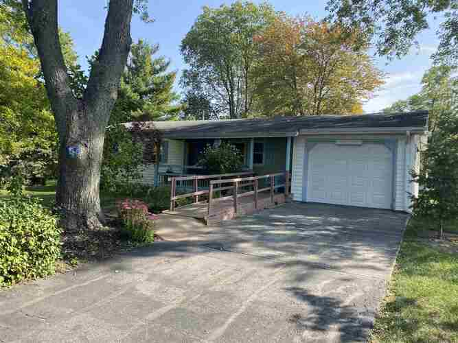 3941  Meter Drive Fort Wayne, IN 46806-1642 | MLS 202039117