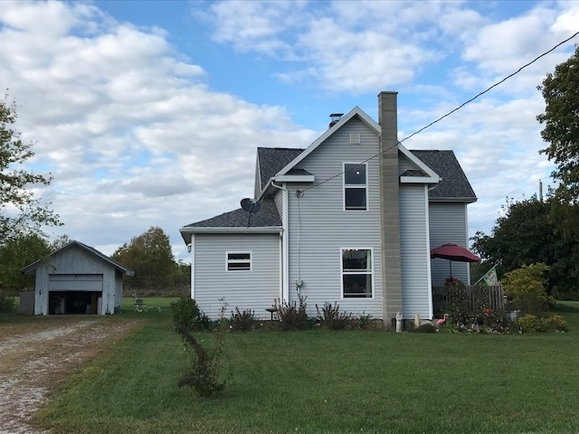 1387  County road 12 Road Corunna, IN 46730 | MLS 202039457