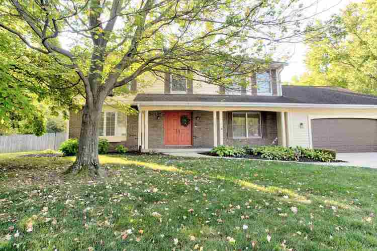 2713  Sleepy Hollow Drive Lafayette, IN 47905 | MLS 202039479