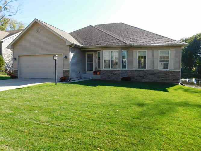 53158  Grassy Knoll Drive South Bend, IN 46628   MLS 202040313