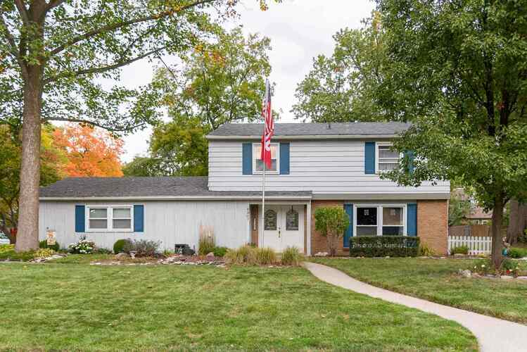 4307  Tamarack Drive Fort Wayne, IN 46835 | MLS 202040543