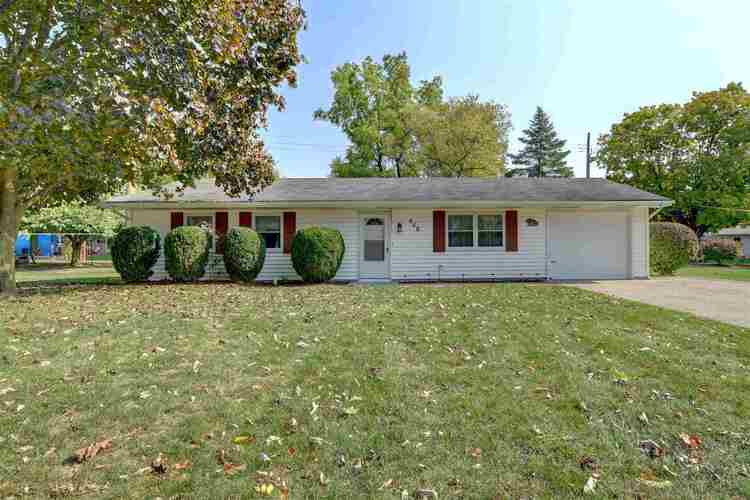 560 S Center Street Waterloo, IN 46793 | MLS 202040561