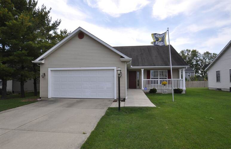 4304  Ashard Drive South Bend, IN 46628-6174 | MLS 202040693