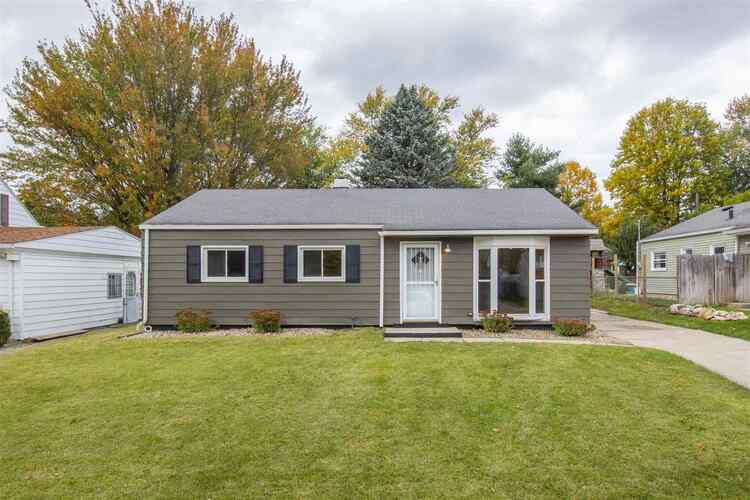 1343  Catherwood Drive South Bend, IN 46614 | MLS 202042041