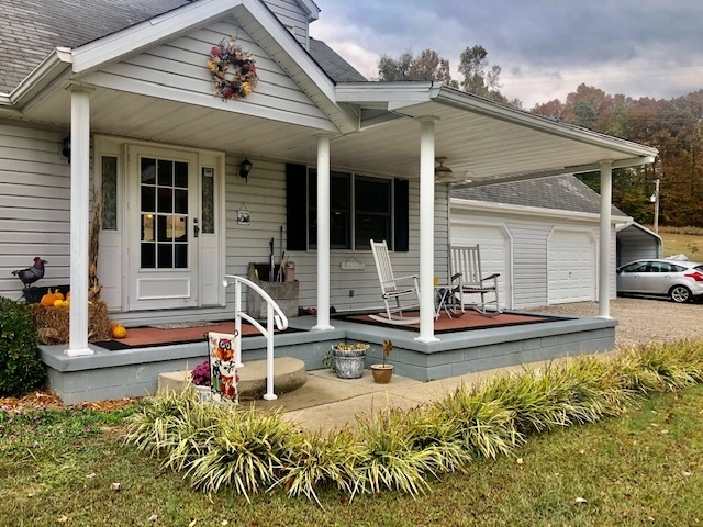 4837 S County Road 950 W Road French Lick, IN 47432   MLS 202042455