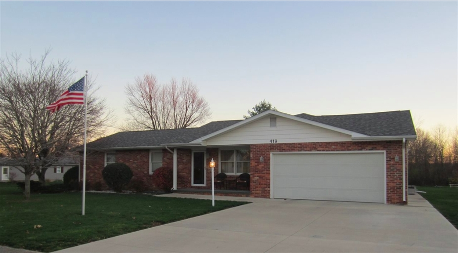 419  Holiday Drive Greentown, IN 46936 | MLS 202042693
