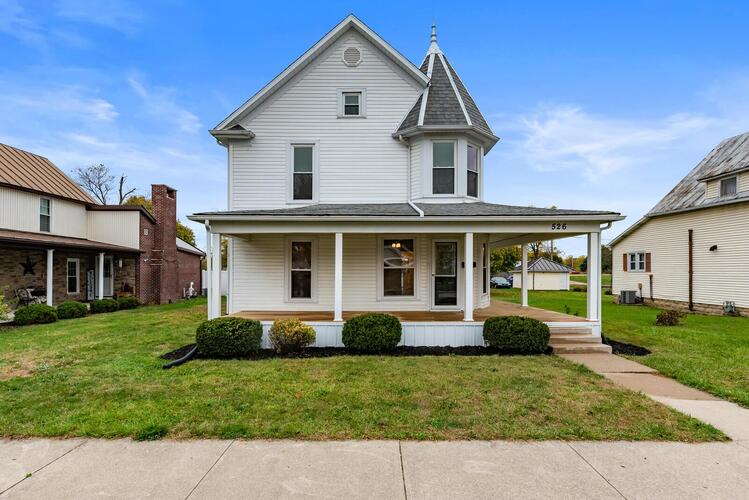 526 W North Street Winchester, IN 47394 | MLS 202042747