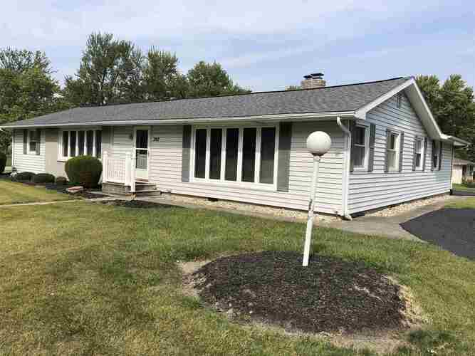 207  Toll Circle Avenue Bluffton, IN 46714 | MLS 202042796