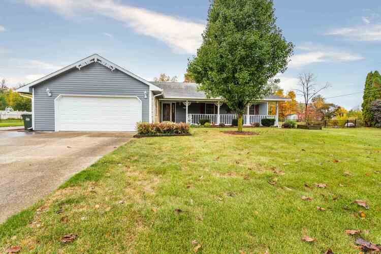 3556 N Mohr Road Greenfield, IN 46140 | MLS 202042989