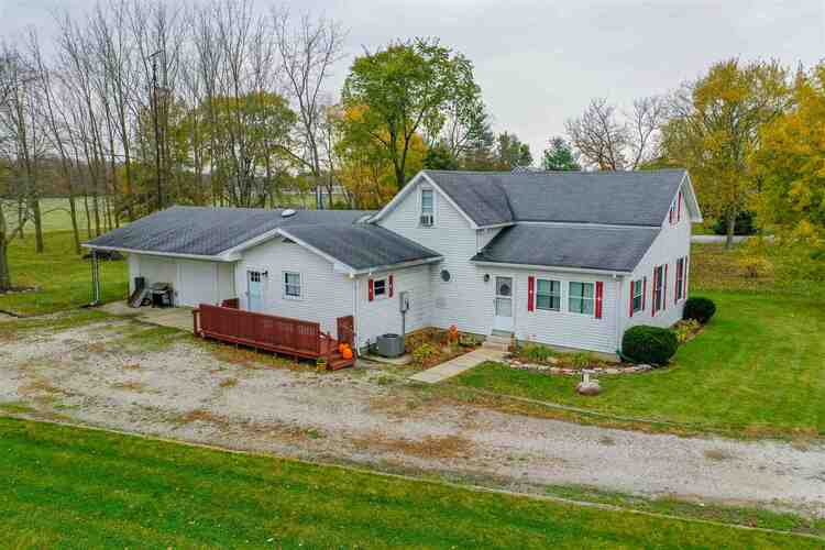 1763 W Old Slocum Trail LaFontaine, IN 46940 | MLS 202043329