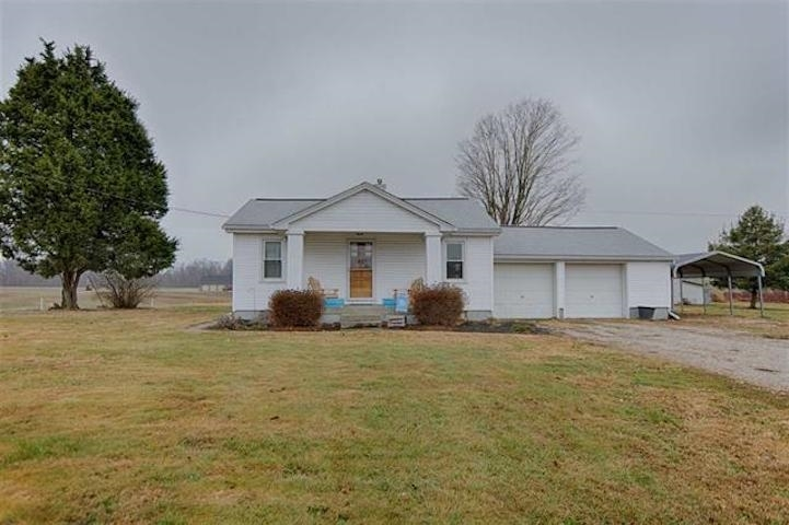 4801 S Posey County Line Road Evansville, IN 47712 | MLS 202043624