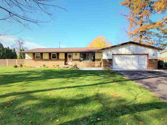 58981  Timber Trail Road Goshen, IN 46528 | MLS 202043657