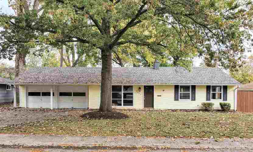 4025  Indian Hills Drive Fort Wayne, IN 46809 | MLS 202043744