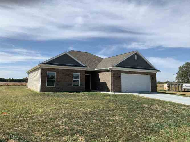633 S Cathy Drive Princeton, IN 47670   MLS 202044062