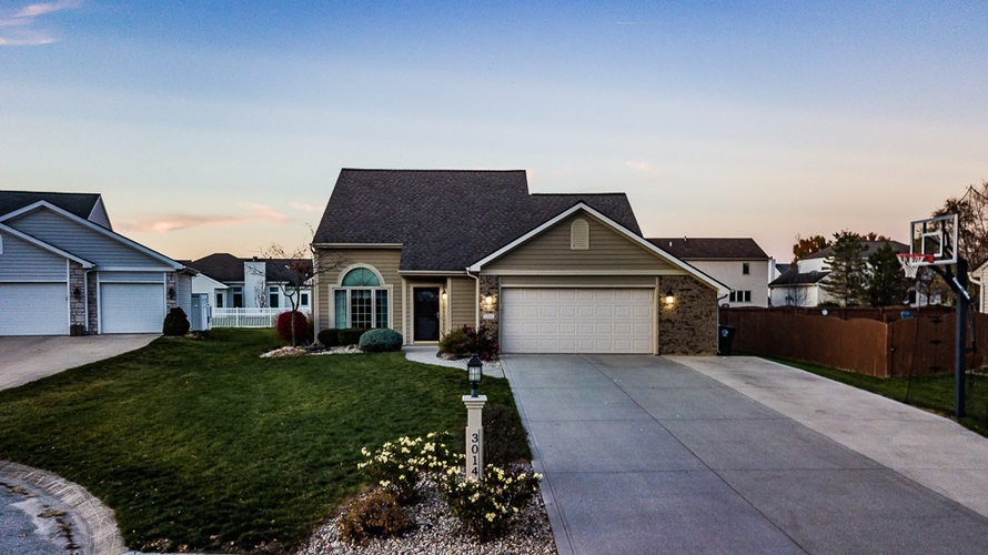 3014  Marne Place Fort Wayne, IN 46818 | MLS 202044665