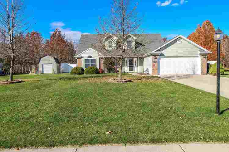 146 W Chapel Chase Drive Decatur, IN 46733-7447 | MLS 202045195
