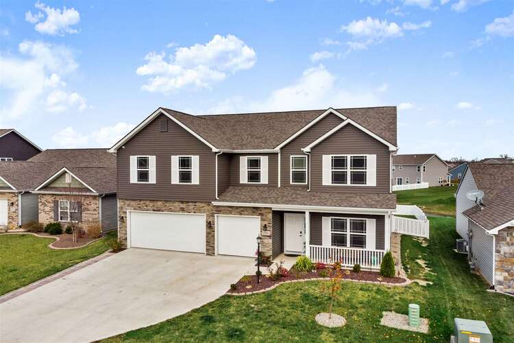 13316  Synch Court Fort Wayne, IN 46814-9582 | MLS 202045462