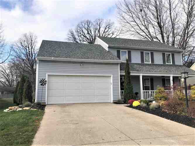 1717  Connaught Court Fort Wayne, IN 46815 | MLS 202045497