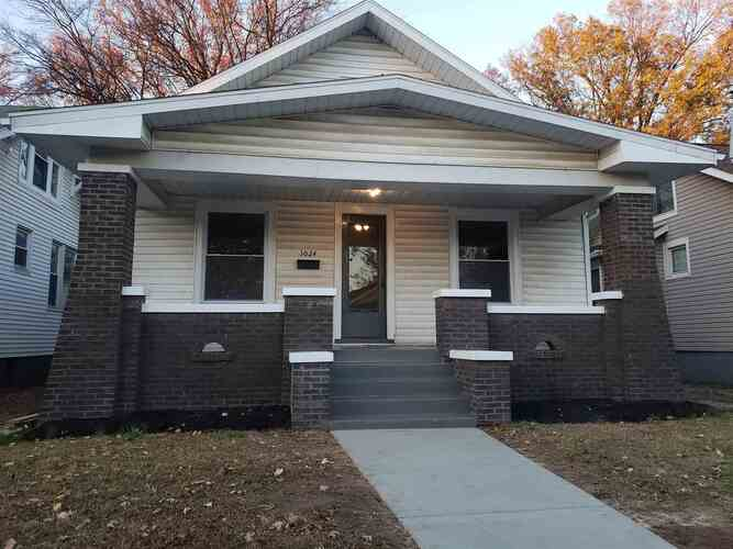 1024 E Blackford Avenue Evansville, IN 47714 | MLS 202045834